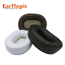 EarTlogis Replacement Ear Pads for Sony WH-CH700N WH CH700N CH-700N Headset Parts Earmuff Cover Cushion Cups pillow