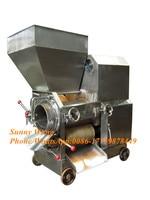 Separador de carne de peixe máquina de debole de peixe  máquina de processamento de peixe  separador de osso de carne de peixe