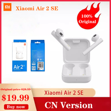 Newest Original Xiaomi Air 2 SE Earphone CN Version TWS Mi True Wireless Bluetooth Headset Airdots 2SE Pro 20hour Battery Touch