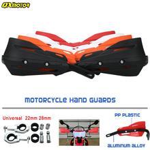 รถจักรยานยนต์ Handguard Hand Guard สำหรับ klx RMZ CRF YZF KTM SX EXC XCW SMR Dirt Bike ATV Motocross Enduro
