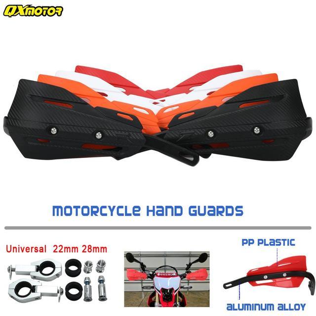 オートバイハンドガード用 klx YZF RMZ CRF KTM SX EXC XCW SMR ダートバイク ATV モトクロス