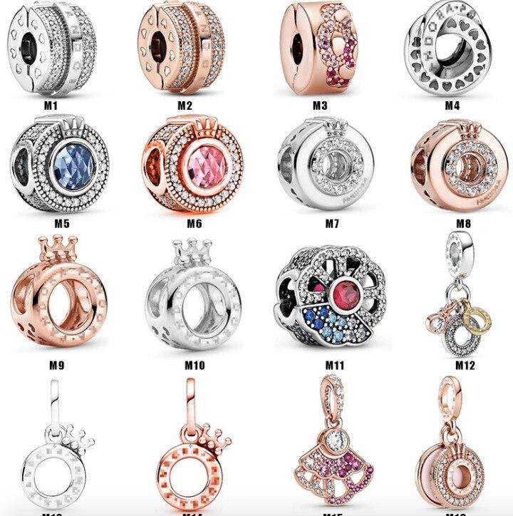2020 Pre Autumn Signature Collection Pendant Charm Fit DIY Women Original Bracelet jewelry|Beads|   - AliExpress