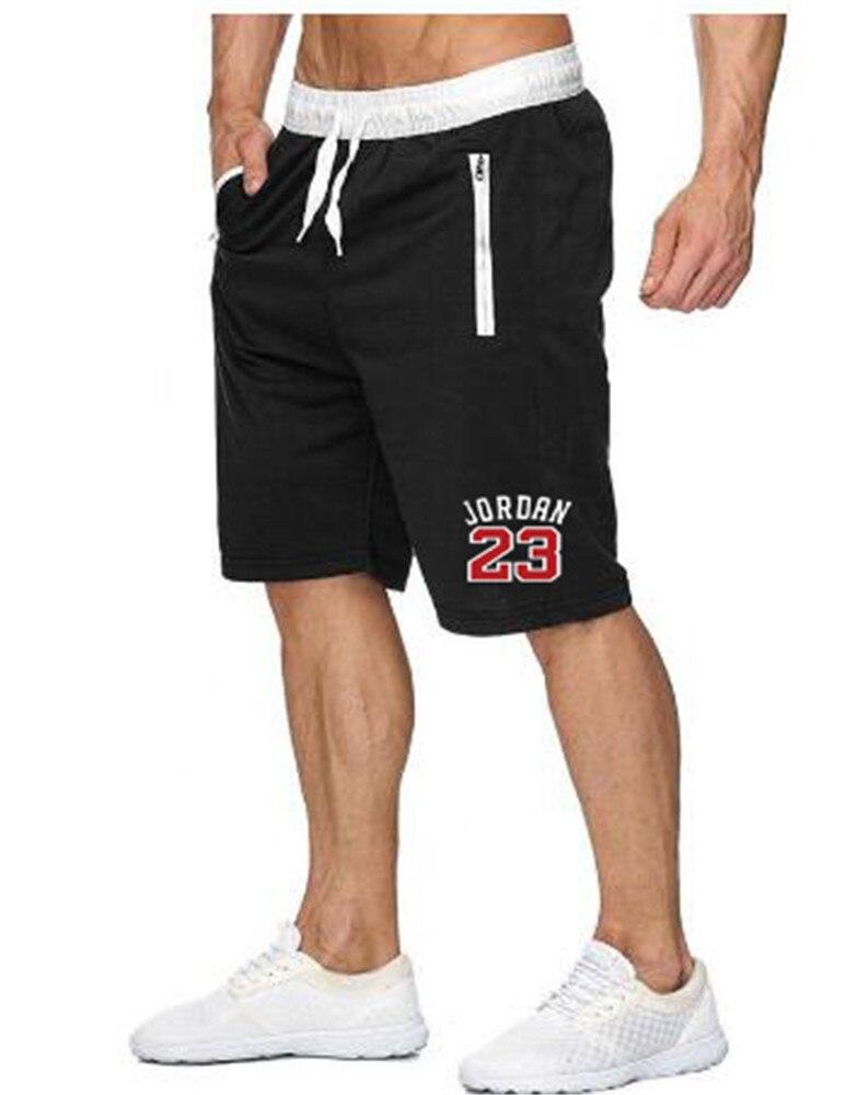 A Righe Shorts Degli Uomini di Modo Della Chiusura Lampo Palestre di Allenamento Jogger Pantaloni Della Tuta Mens di Marca Del Bordo Spiaggia di Formazione Corsa E Jogging Pantaloni