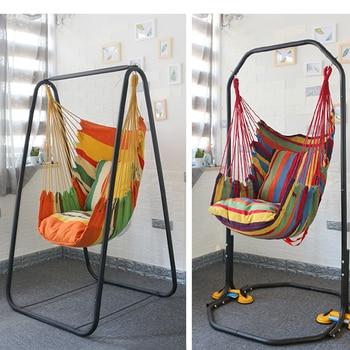 Patio Hammock Chair in Metal Frame 1