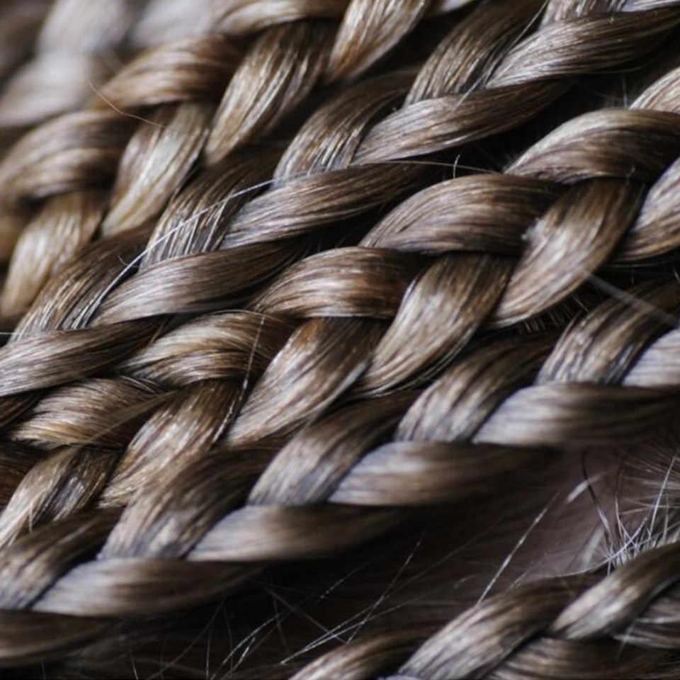 AIYEE18''100g твист косичка 30 прядей за штуку Гавана Mambo твист вязание крючком косичка волос Омбре коричневый Сенегальский твист крючком волосы