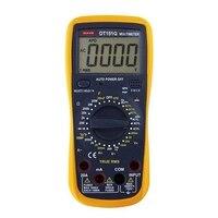 Digital Multimeter,Digital Car Multimeter Full Level Anti Burning Real Effective Measurement Rms Auto Ranging Digital Multimeter