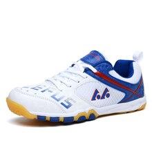 Унисекс, профессиональная обувь для настольного тенниса, Мужские дышащие Нескользящие кроссовки для женщин, высокое качество, спортивная обувь для занятий атлетикой
