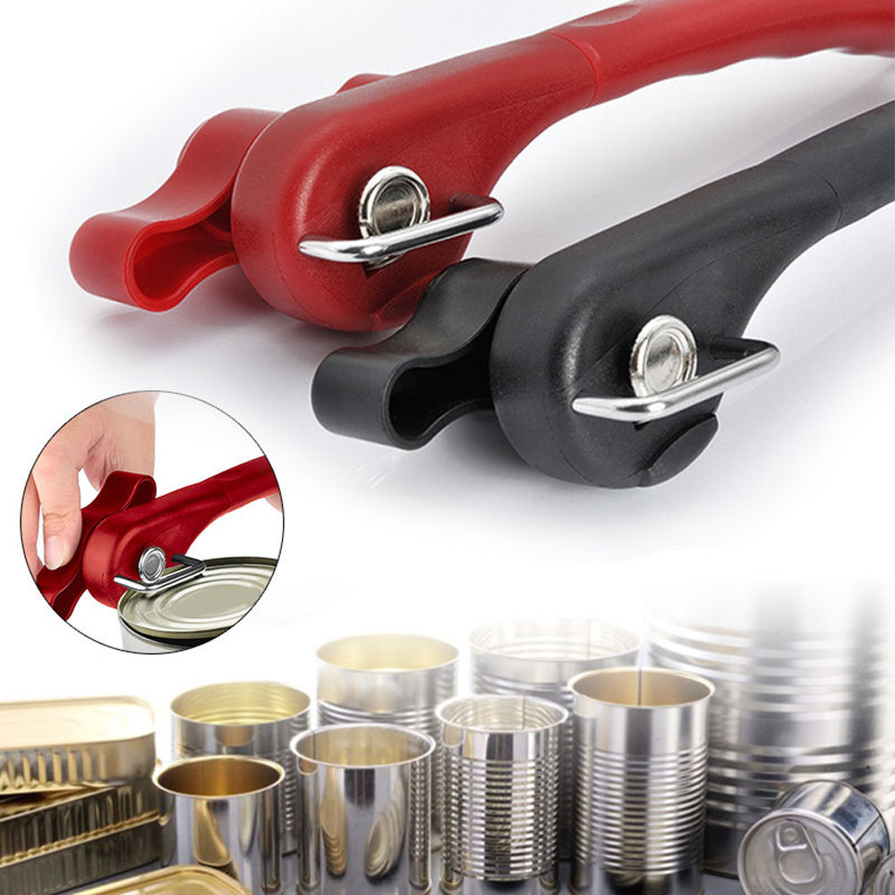 New Multifunctional Rvs Security Side Cut Manual Can Tin Opener Beautiful Wonderful Opener