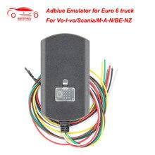 Émulateur Adblue EURO 6 pour Scania pour Volvo pour Mercedes Benz camion pour MAN émulateur AdBlue boîte émulateur Ad bleu EU6 pour camion