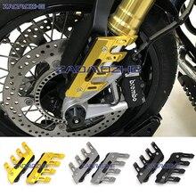 Для BMW S1000RR S1000R S1000XR HP4 2011- мотоцикл переднее крыло ползунок защита