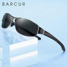 Очки солнцезащитные barcur tr90 для мужчин и женщин поляризационные