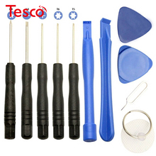 1000lot Cell Phones Opening Pry Mobile Phone Repair Tool Kit Screwdrivers  Set For iPhone 4 4S 5 5s 6,6Plus Hand Tools Set professional multi tools 47 in 1 kit hand opening repair tool kit screwdrivers set for iphone sumsang free shipping jm 8146