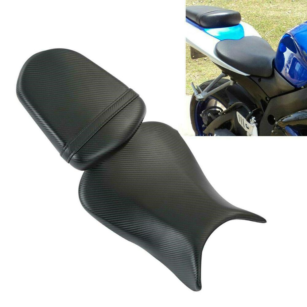 Motorcycle Front Rear Driver Rider Passenger Seat Pillion For Suzuki GSXR600 GSXR750 GSXR 600 750 2006 2007