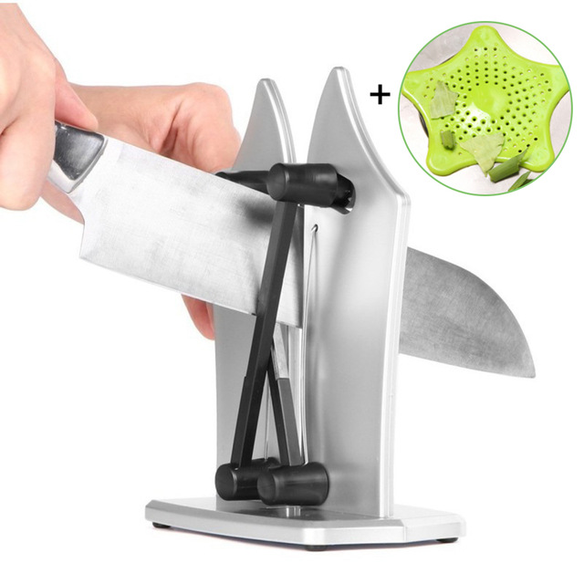 Kitchen Knife Sharpener Professional Kitchen Sharpening Stone Household Diamond Steel Knives Sharpening Scissors Polish Tools|Sharpeners| |  - title=