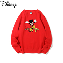 Original Disney Mickey Plus Fleece Hoodie Product Polar Fleece Multicolor Sweater Winter New Kids Clothes Boys