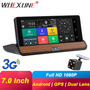 WHEXUNE 7 Inch 4G Android Car