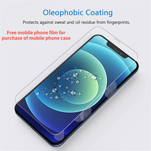 מגן de pantalla דה vidrio templado para iPhone, cubierta completa דה vidrio para iPhone X XS Max XR 12 7 8 6 6s 11 פרו