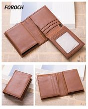 2020 Men Credit Card Holder Fashion Business ID Card Wallet Automatic RFID Wallet Cardholder Aluminium Bank Card Case