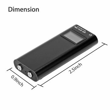 8GB Recording Sound Audio Activated Device for University Office 5