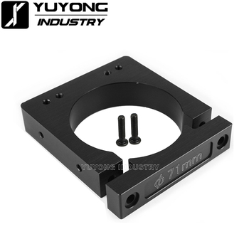 Высокое качество сильный маршрутизатор/шпиндель диаметр крепления 52 мм 65 мм 71 мм 80 мм для Workbee маршрутизатор OX CNC машина