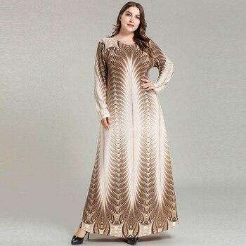 Abaya Kaftan Mujer Dubai Turkey Dresses Islam Hijab Muslim Dress Robe Musulmane Femme Turkish Islamic