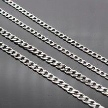 5meters/lot 3 4 5 6 7 8 9 15 mm Width Stainless Steel Bulk C