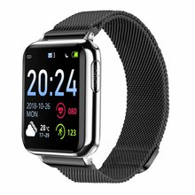 ECG PPG SPO2 Smart Watch with Electrocardiograph ECG Display