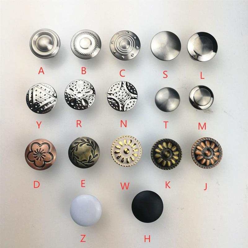 Variety Style Stainless Steel Door Drawer Cabinet Wardrobe Pull Handle Knobs Furniture Hardware Handle Wholesale