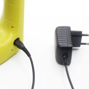 Image 2 - 5,5 V Fenster Vakuum Batterie Ladegerät Netzteil Adapter Ladegerät für Karcher WV Serie Reiniger