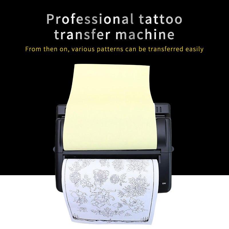 GHOST SPIDER profesjonalna maszyna transferowa drukarka do tatuażu maszyna do rysowania maszyna termotransferowy dla artysty tatuażu
