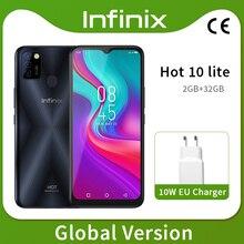 Infinix 32GB GSM/WCDMA/LTE Quad Core Face Recognition/fingerprint Recognition 13MP New