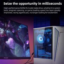 Computer-Gaming-Card Gaming Pc SSD Desktop IPASON Cheap AMD Office 8G Rx550-Upgrade/rx560