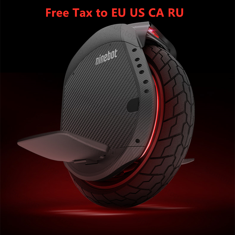 Newest Original Ninebot One Z10 Z6 Self Balance Scooter 1800W 45km/h Support Bluetooth Unicycle Smart Electric Hoverboard
