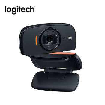 New Logitech C525/B525 720p HD Webcam With Autofocus 8MP Camera 360 Rotating Built-in Microphone USB2.0 for Computer Laptop