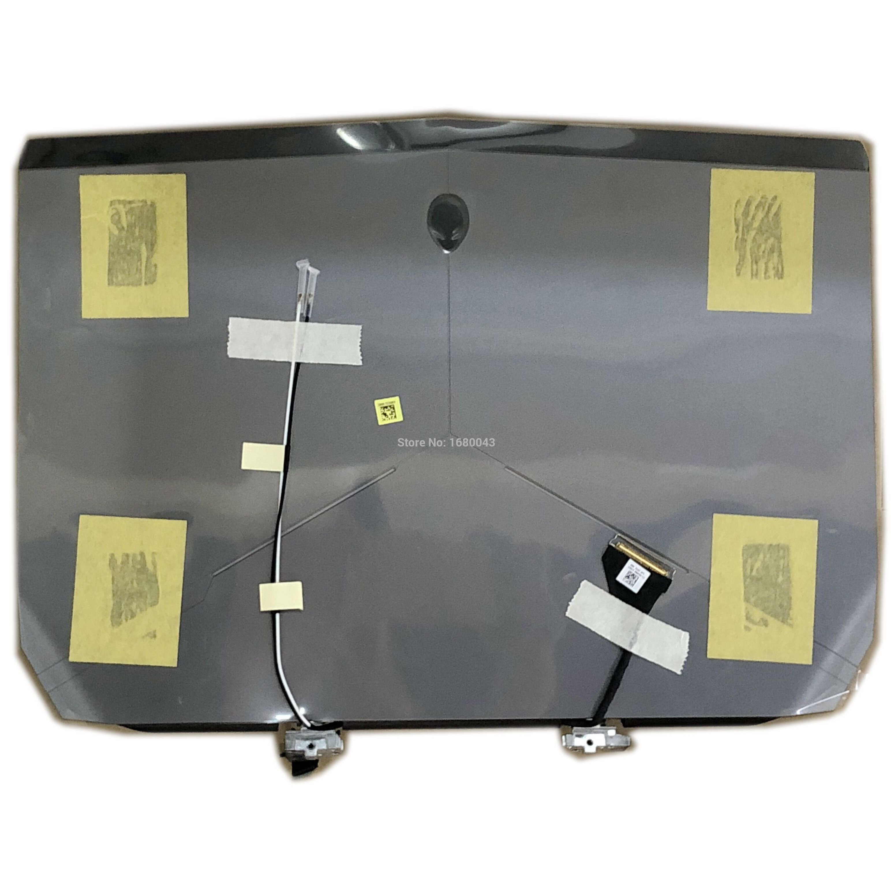 ЖК-дисплей LQ133T1JW20, светодиодная лампа, замена, полная верхняя половина, запасная часть для Dell Alienware 13 R2 R1