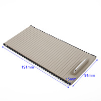 Section Center Console Cover Slide Accessories Interior For Benz E Class W212 S212 C Class W204 S204 Car Roller Useful