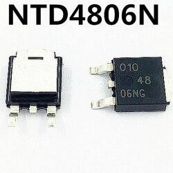 1 unidades / lote NTD4806NG 4806NG TO-252 em estoque