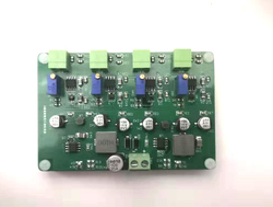Constant Current Source High Precision and Stable 4 Channels 50uA to 12mA Adjustable Precision Current Source New Version