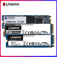 Kingston A2000 NVMe M.2 2280 SATA SSD 120GB 240GB 480GB 960GB Interne Solid State Drive Hard disk SFF Für PC Notebook Ultrabook