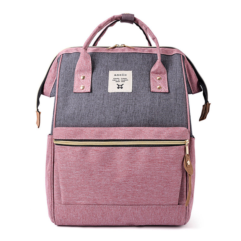 2020 New Backpack Female College Student Campus Japanese School Bag Mori Department Mild Girl Large Capacity Rucksack