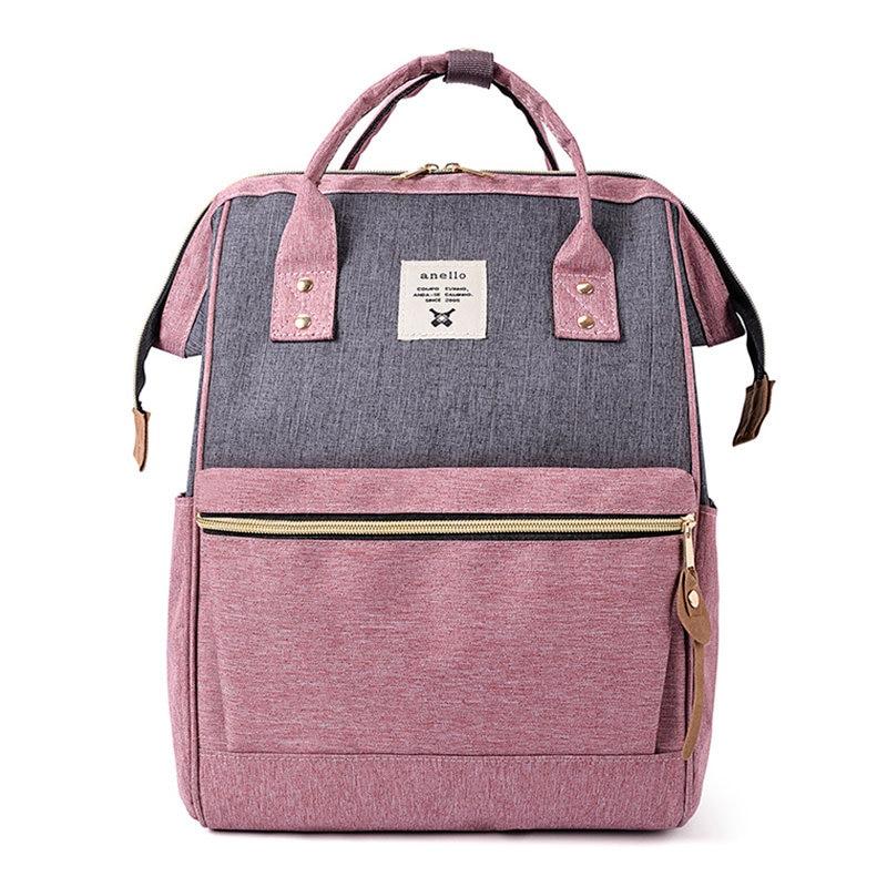 2020 New Backpack Female College Student Campus Japanese School Bag Mori Department Mild Girl Large Capacity Rucksack