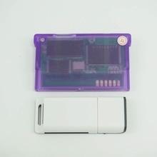 Ganer z obsługą karty SD 2G dla GameBoy Advance gra karciana kartridż z grą dla gier GBA SP Multi