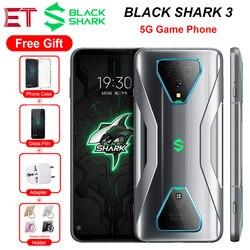 Oryginalny Xiaomi Black Shark 3 wersja globalna 5G gra telefon komórkowy 6.67