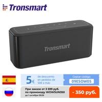 Aggiorna 60W Tronsmart Mega Pro altoparlante Bluetooth IPX5 Soundbar impermeabile Home Theater colonna NFC Voice Assistant EQ Control