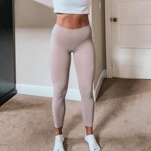 Damskie legginsy jogi legginsy gimnastyczne damskie legginsy sportowe Fitness damskie legginsy treningowe damskie czarne legginsy bezszwowe rajstopy tanie tanio Jellpe CN (pochodzenie) Elastyczny pas NYLON spandex WOMEN Pasuje prawda na wymiar weź swój normalny rozmiar Kostki długości spodnie