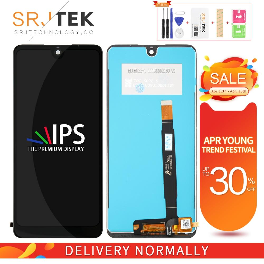 For Wiko View2 Go LCD For Wiko View2 Plus Display Matrix Touch For Wiko View2 Plus Screen Digitizer View 2 For Wiko View2 Glass