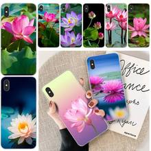Monet Garden Lotus Customer High Quality Phone Case For iphone 6 6s plus 7 8 plus X XS XR XS MAX 11 11 pro 11 Pro Max Cover monet garden lotus customer high quality phone case for iphone 6 6s plus 7 8 plus x xs xr xs max 11 11 pro 11 pro max cover