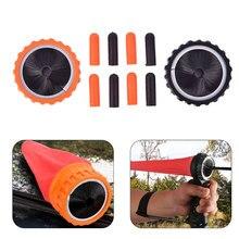 Outdoor Brush Arrow Rest Pocket Slingshot Arrow Rest Slingshot Accessories