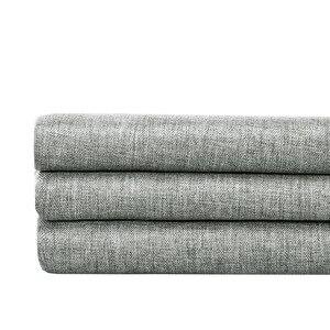 Image 5 - Verdickt Nachahmung Leinen Dusche Vorhänge Solide Hotel Hohe Qualität Wasserdichte Bad Vorhang für Hotel & Home