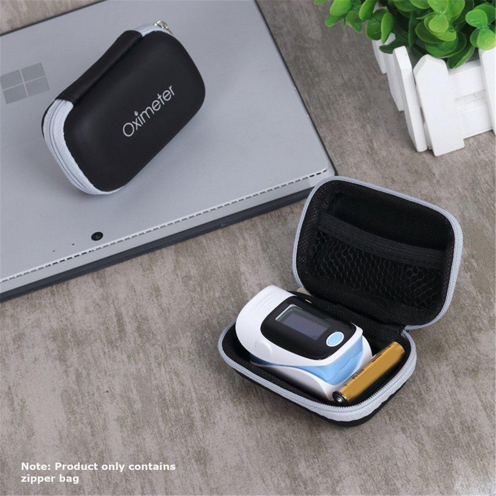 2020 Hot Sale New Finger Clip Pulse Oximeter Home Blood Oxygen Saturation Monitor Finger Pulse Heart Rate Meter Elderly Adults 1